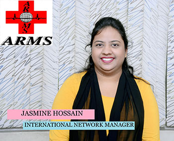 JASMINE HOSSAIN